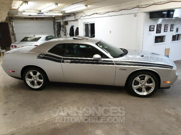 Dodge Challenger V8 RT 57L HEMI gris clair métallisé Occasion - 1