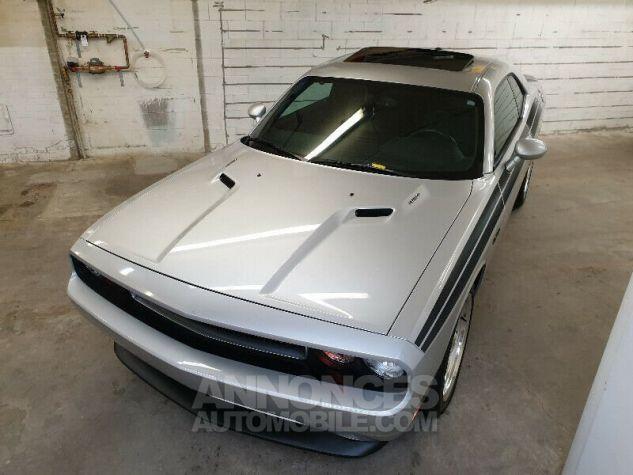 Dodge Challenger V8 RT 57L HEMI gris clair métallisé Occasion - 2