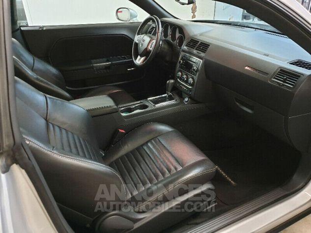 Dodge Challenger V8 RT 57L HEMI gris clair métallisé Occasion - 6