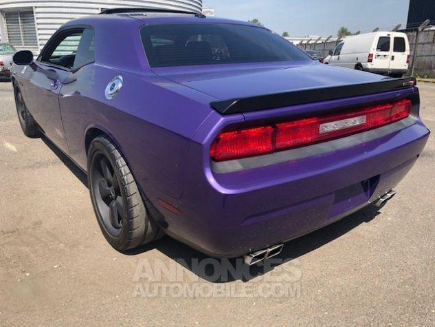 Dodge Challenger V8 RT 57L HEMI VERSION SCAT PACK MOPAR violet verni Occasion - 3