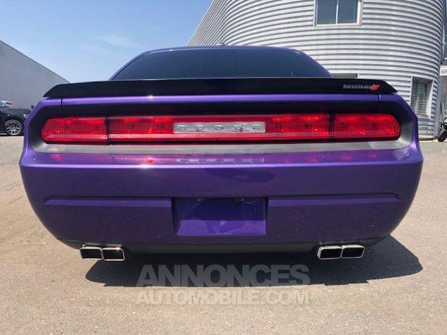 Dodge Challenger V8 RT 57L HEMI VERSION SCAT PACK MOPAR violet verni Occasion - 4