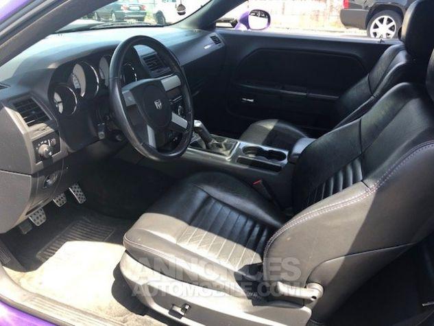 Dodge Challenger V8 RT 57L HEMI VERSION SCAT PACK MOPAR violet verni Occasion - 5