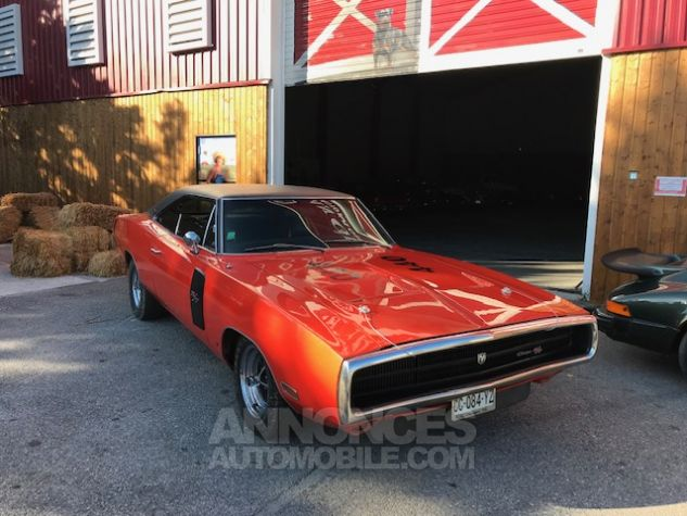 Dodge CHARGER 1970  Occasion - 0