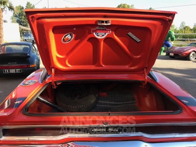 Dodge CHARGER 1970  Occasion - 8