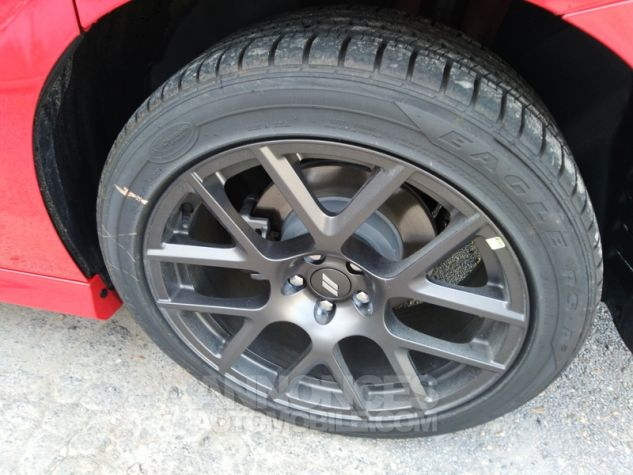 Dodge CHARGER RT DAYTONA ROUGE Occasion - 5