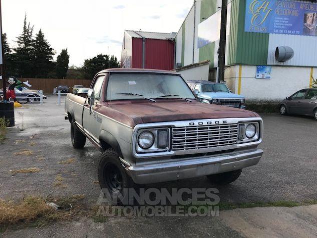 Dodge Power Wagon 1978  Occasion - 1