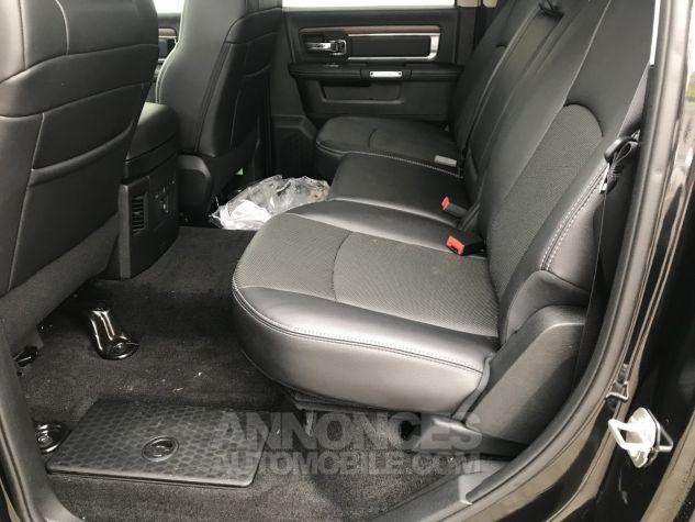Dodge Ram 1500 3.0 V6 240 ECODIESEL CREW CAB LARAMIE Noir Neuf - 6
