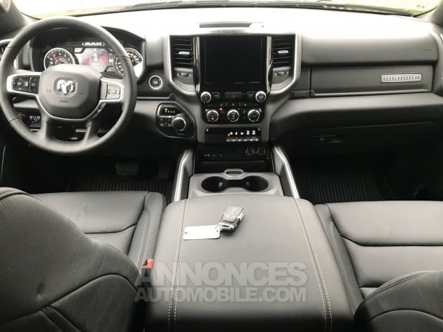 Dodge Ram 1500 5.7 V8 395 HEMI CREW CAB BIG HORN Noir Neuf - 7