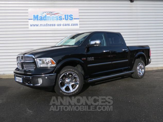 Dodge RAM 1500 Crew Cab Laramie 4x4 GPL 2017 Brilliant Black. Occasion - 1