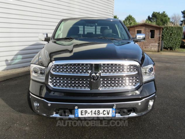 Dodge RAM 1500 Crew Cab Laramie 4x4 GPL 2017 Brilliant Black. Occasion - 2