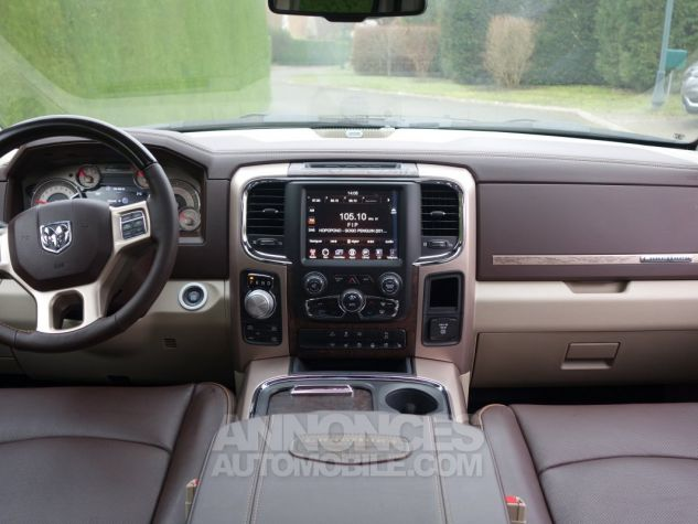 Dodge RAM 1500 CREW CAB LARAMIE LONGHORN NOIR METAL Neuf - 2