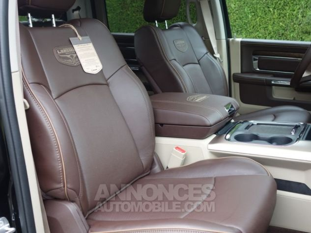 Dodge RAM 1500 CREW CAB LARAMIE LONGHORN NOIR METAL Neuf - 3