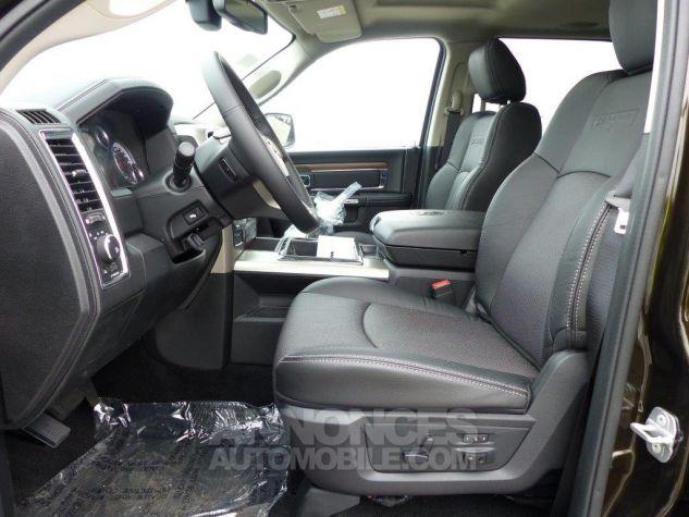 Dodge RAM 1500 CREW CAB LARAMIE MONOTONE RAMBOX LONG BED NOIR Occasion - 5