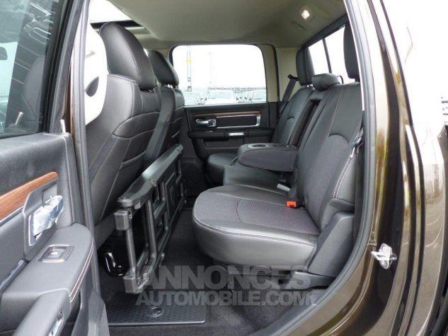 Dodge RAM 1500 CREW CAB LARAMIE MONOTONE RAMBOX LONG BED NOIR Occasion - 7