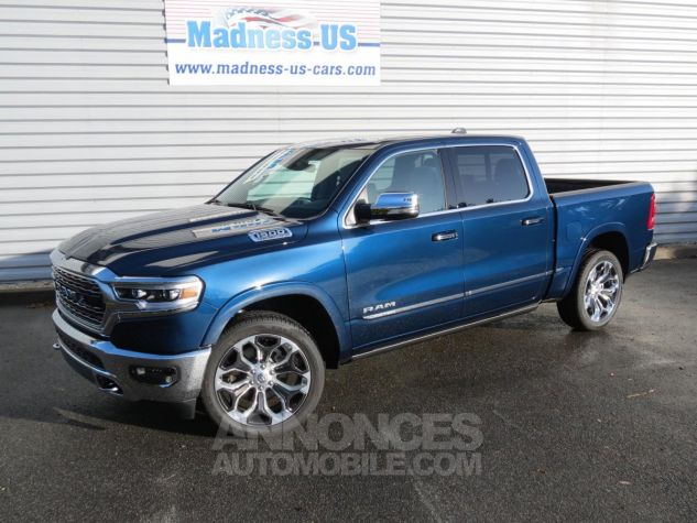 Dodge RAM 1500 Crew Cab Limited 4x4 2019 Patriot Blue Neuf - 1