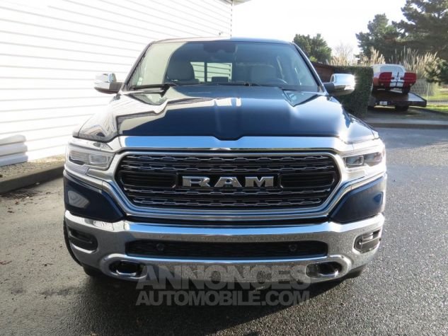 Dodge RAM 1500 Crew Cab Limited 4x4 2019 Patriot Blue Neuf - 2