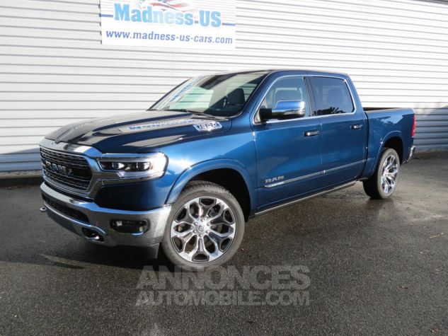 Dodge RAM 1500 Crew Cab Limited 4x4 2019 Patriot Blue Neuf - 4