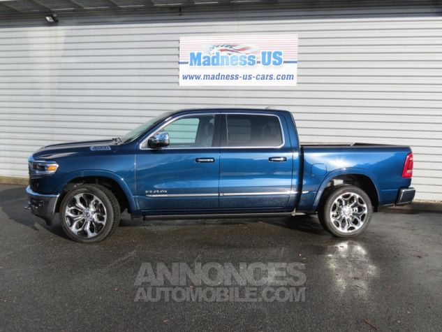 Dodge RAM 1500 Crew Cab Limited 4x4 2019 Patriot Blue Neuf - 5