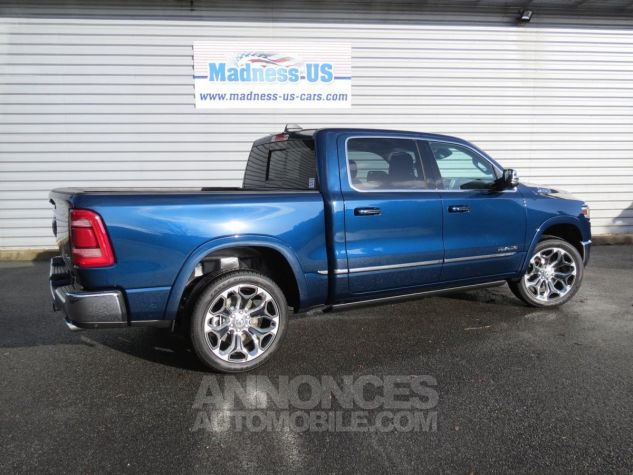 Dodge RAM 1500 Crew Cab Limited 4x4 2019 Patriot Blue Neuf - 8