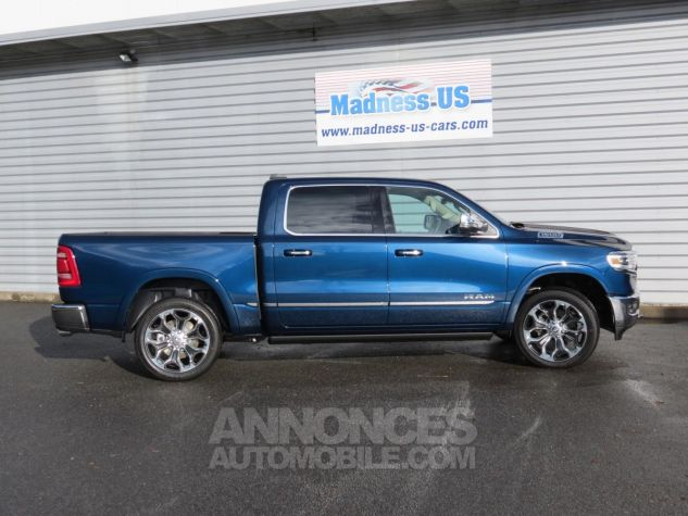 Dodge RAM 1500 Crew Cab Limited 4x4 2019 Patriot Blue Neuf - 9