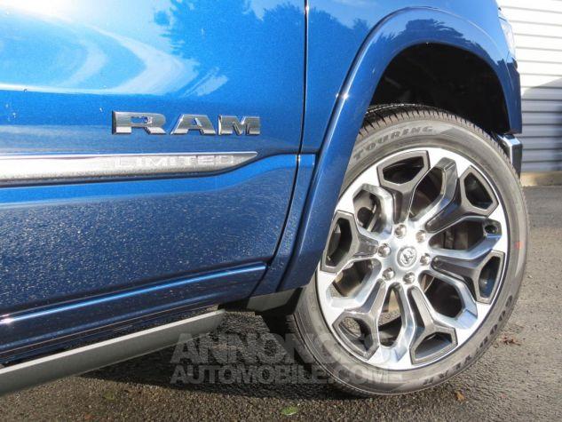 Dodge RAM 1500 Crew Cab Limited 4x4 2019 Patriot Blue Neuf - 12