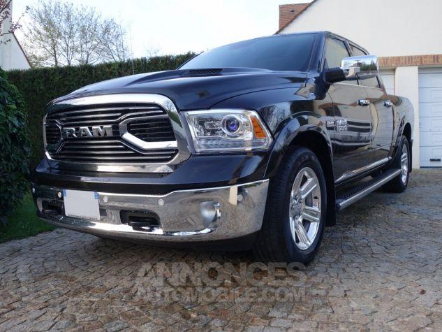 Dodge RAM 1500 CREW CAB LIMITED CAPOT SPORT  NOIR METAL Occasion - 2