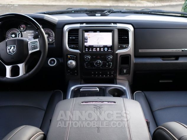 Dodge RAM 1500 CREW CAB LIMITED CAPOT SPORT  NOIR METAL Occasion - 3