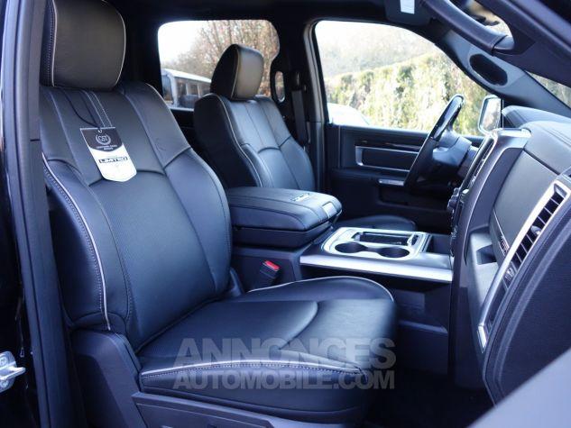 Dodge RAM 1500 CREW CAB LIMITED CAPOT SPORT  NOIR METAL Occasion - 4