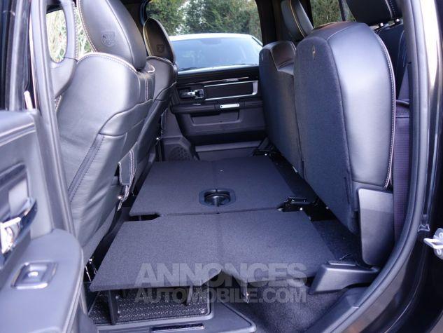 Dodge RAM 1500 CREW CAB LIMITED CAPOT SPORT  NOIR METAL Occasion - 5