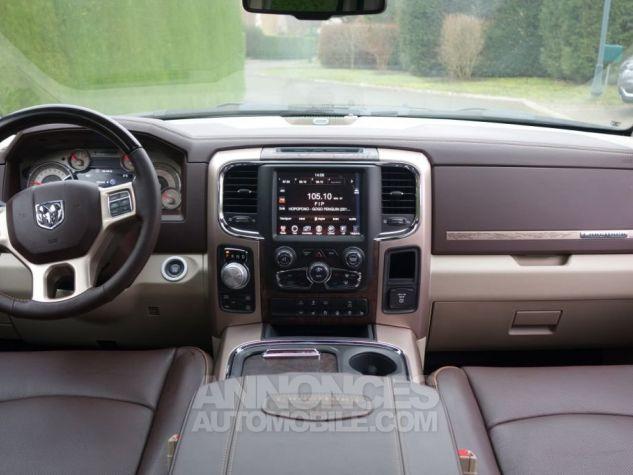 Dodge RAM 1500 CREW CAB LONGHORN 2017 NOIR METAL Neuf - 3
