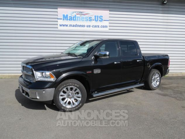Dodge RAM 1500 Crew Cab Longhorn 4x4 GPL 2017 Brilliant Black. Occasion - 1