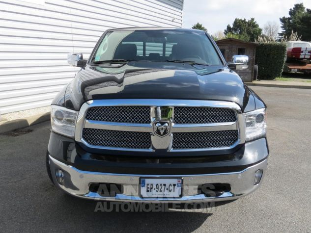Dodge RAM 1500 Crew Cab Longhorn 4x4 GPL 2017 Brilliant Black. Occasion - 2