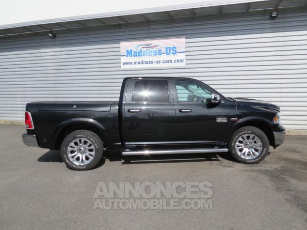 Dodge RAM 1500 Crew Cab Longhorn 4x4 GPL 2017 Brilliant Black. Occasion - 6