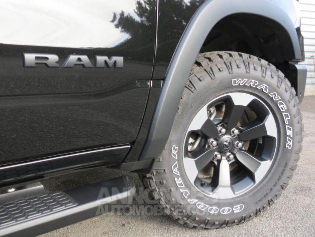 Dodge RAM 1500 Crew Cab Rebel 4x4 2019 Diamond Black Neuf - 10
