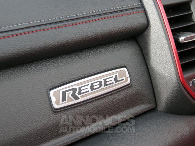 Dodge RAM 1500 Crew Cab Rebel 4x4 2019 Diamond Black Neuf - 14