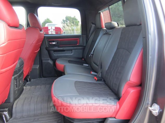 Dodge Ram 1500 Crew Cab Rebel 4x4 GPL 2016 Granite Crystal. Occasion - 17