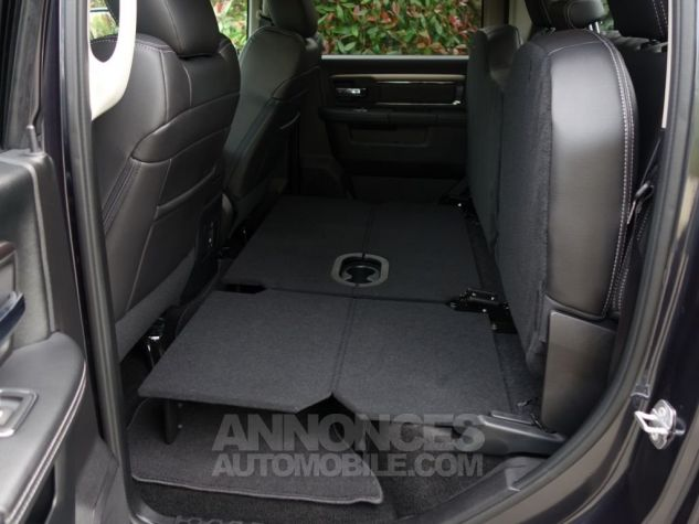 Dodge RAM 1500 CREW CAB SPORT RAMBOX 2017 GRIS FONCE Neuf - 3