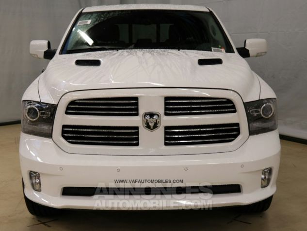 Dodge RAM 1500 CREW CAB SPORT RAMBOX 2017 BLANC Metal Neuf - 1