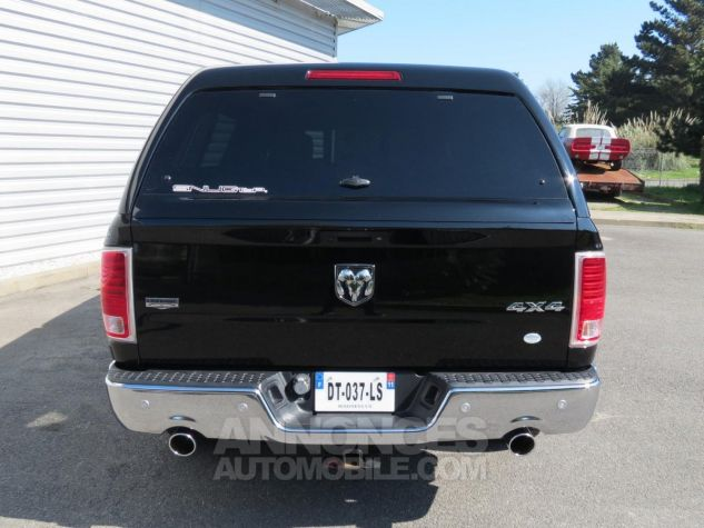 Dodge Ram 1500 Quad Cab Laramie 4x4 GPL 2015 Brilliant Black. Occasion - 6