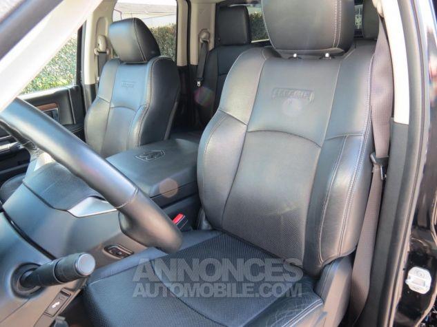 Dodge Ram 1500 Quad Cab Laramie 4x4 GPL 2015 Brilliant Black. Occasion - 15