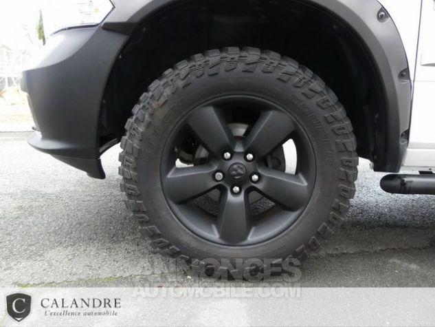 Dodge Ram 1500 SLT PLUS CREW CAB 3.0 V6 ECODIESEL BLANC Occasion - 5