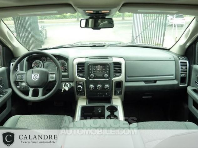 Dodge Ram 1500 SLT PLUS CREW CAB 3.0 V6 ECODIESEL BLANC Occasion - 8