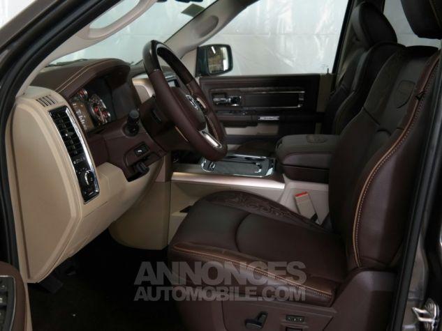 Dodge RAM CREW CAB LARAMIE LONGHORN CTTE PLATEAU GRANIT METAL Occasion - 6