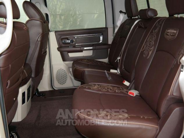 Dodge RAM CREW CAB LARAMIE LONGHORN CTTE PLATEAU GRANIT METAL Occasion - 7