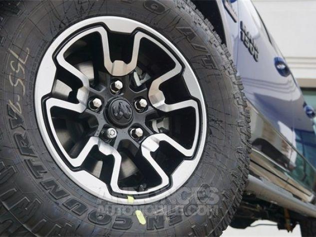 Dodge RAM CREW CAB REBEL 2018 CTTE PLATEAU  BLEU  Neuf - 6