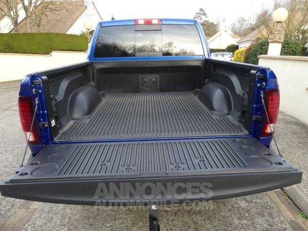 Dodge RAM CREW CAB REBEL 2018 CTTE PLATEAU  BLEU  Neuf - 8