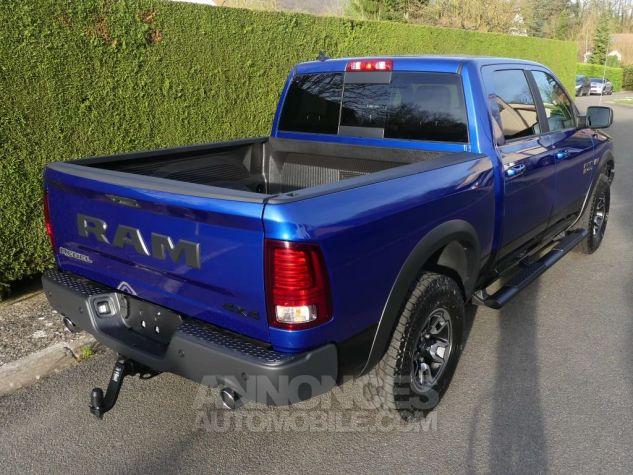 Dodge RAM CREW CAB REBEL 2018 CTTE PLATEAU  BLEU  Neuf - 9