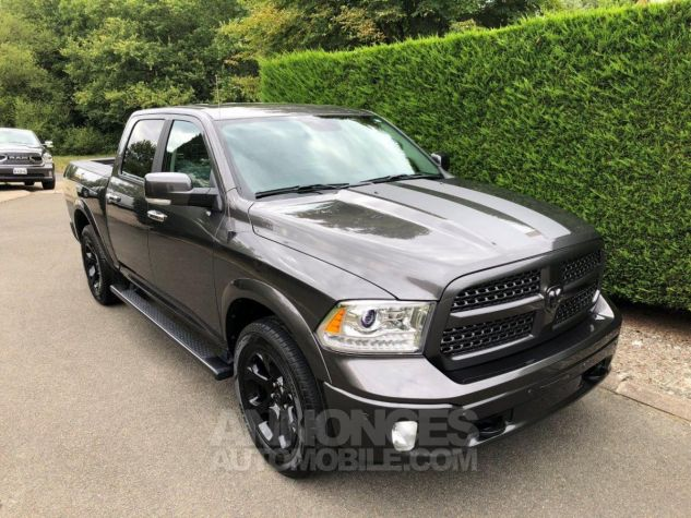 Dodge RAM CREW PACK BLACK EDITION SUSPENTION ACTIVE  GRIS Occasion - 0