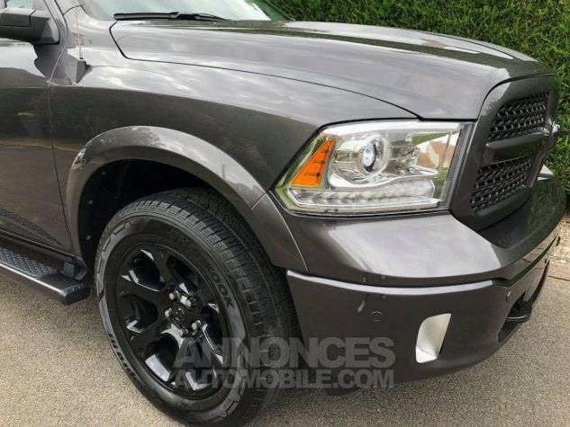 Dodge RAM CREW PACK BLACK EDITION SUSPENTION ACTIVE  GRIS Occasion - 3