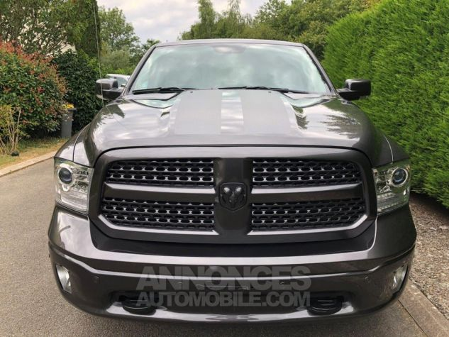 Dodge RAM CREW PACK BLACK EDITION SUSPENTION ACTIVE  GRIS Occasion - 9